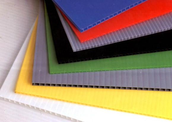 Polypropylene Double-wall Hollow Sheet (PP Sheet)