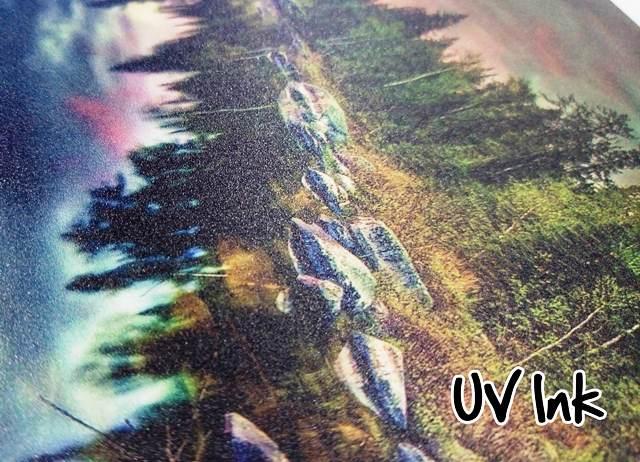 INDOOR White Sticker - 1200DPI (UV Ink) - Without Lamination (Non-Light Box)
