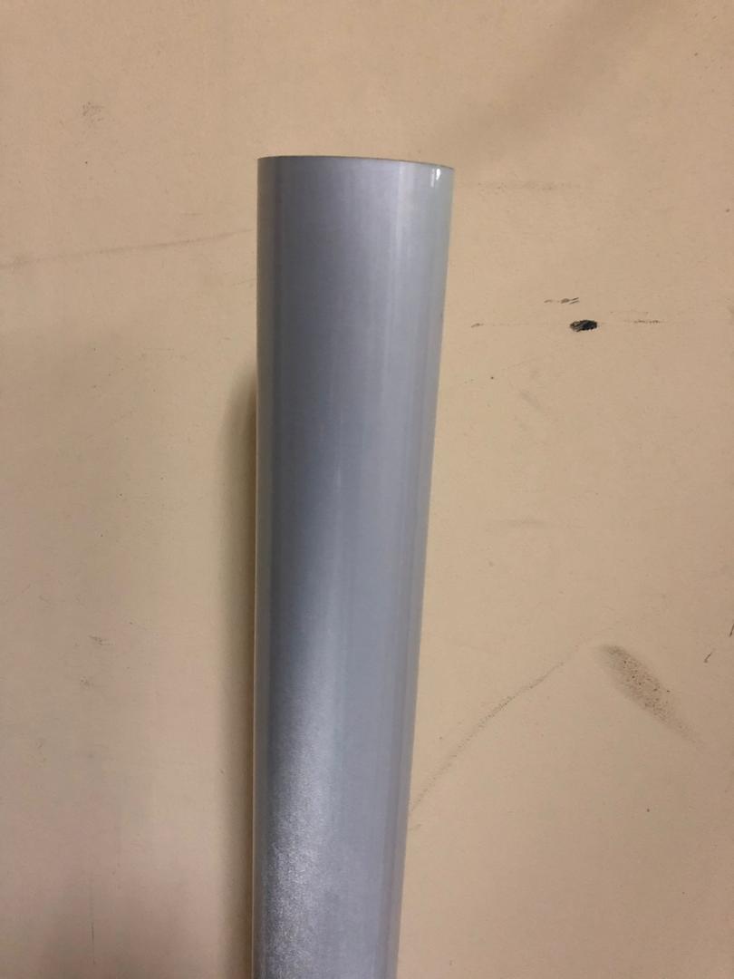 Commercial Grade (CG) WHITE Reflective Sticker - 1200DPI (UV Ink) - Non-Light Box